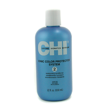 buy CHI Ionic Colour Protector System 2 Moisturizing Conditioner 350ml/12oz by CHI skin care shop