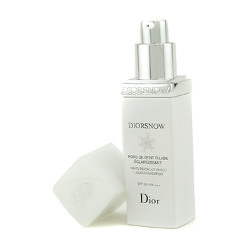 Christian Dior Diorsnow White Reveal UV Shield Base Maquillaje Líquida SPF30 - # 020 Light Beige