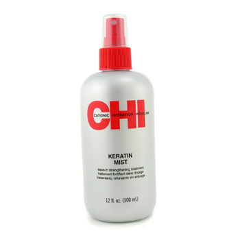 buy CHI Keratin Mist Leave-In Strengthening Treatment 300ml/12oz by CHI skin care shop