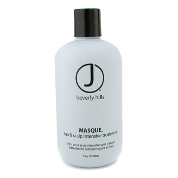 buy J Beverly Hills Masque Hair & Scalp Intensive Treatment 350ml/12oz by J Beverly Hills skin care shop