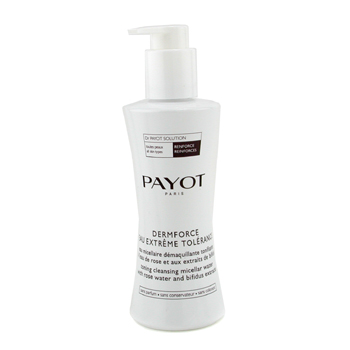 buy Payot Dr Payot Solution Dermforce Eau Extreme Tolerance Toning Cleansing Micellar Water 200ml/6.7oz  skin care shop