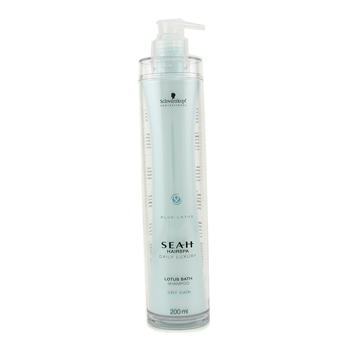 buy Schwarzkopf Seah Lotus Bath Shampoo (For Dry Hair) 200ml/6.67oz by Schwarzkopf skin care shop