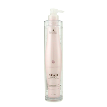 buy Schwarzkopf Seah Blossom Wrap Conditioning Lotion (For Coloured Hair) 200ml/6.67oz by Schwarzkopf skin care shop