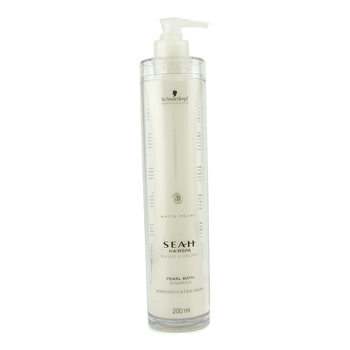 buy Schwarzkopf Seah Pearl Bath Shampoo (For Sophisticated Hair) 200ml/6.67oz by Schwarzkopf skin care shop