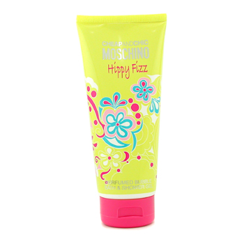 buy Moschino Cheap & Chic Hippy Fizz Shower Gel 200ml/6.7oz  skin care shop