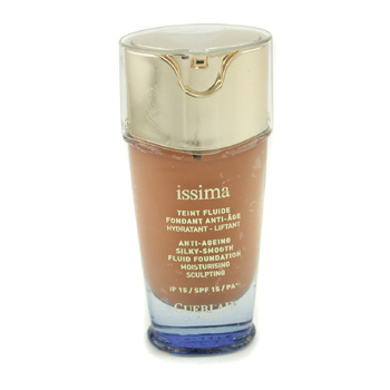 Guerlain Issima Anti Ageing Silky Smooth Fluid Base Maquillaje SPF 15 - 478 Dore Fonce ( Sin Embalaj