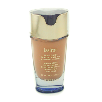 Guerlain Issima Anti Ageing Silky Smooth Fluid Base Maquillaje Fluida Antienvejecimiento SPF 15 - 56