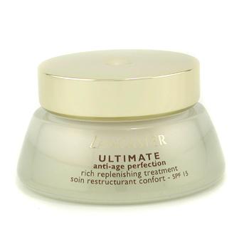 Lancaster Ultimate Anti-Age Perfection Rich Replenishing Treatment - Tratamiento Rellenador Antienve