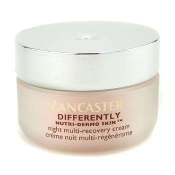 Lancaster Differently Night Multi-Recovery Crema Multi Recuperadora ( Sin Embalaje )