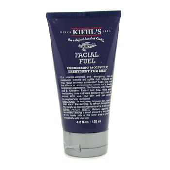Para a pele do homem, Kiehl's, Kiehl's Hidratante Facial Fuel Energizing Moisture Treatment For Men 125ml/4.2oz