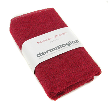 Dermalogica The Ultimate Buffing Cloth ( Red ) 12 x 36 inches