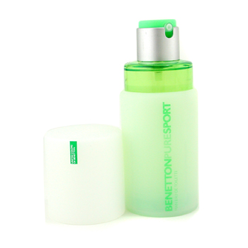 Benetton Pure Sport Eau De Toilette Spray 100ml/3.3oz
