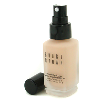 Bobbi Brown Natural Finish Base de Maquillaje Larga Duración SPF 15 - #4 Natural