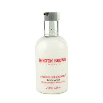 buy Molton Brown Paradisiac Pink Pepperpod Body Lotion 200ml/6.6oz skin care shop