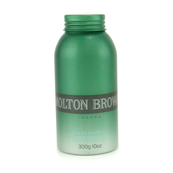 buy Molton Brown Bracing Silverbrich Thermal Muscle Soak 300g/10oz  skin care shop