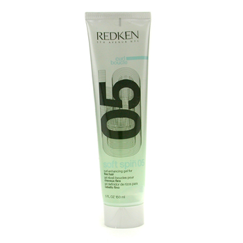 buy Redken Soft Spin 05 Curl-Enhancing Gel For Fine Hair (Mild Control) 150ml/5oz by Redken skin care shop