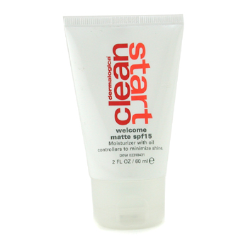 Dermalogica Clean Start Welcome Matte SPF 15 ( Unboxed ) 60ml/2oz