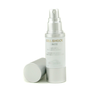 Cell Shock White White-Total Face & Eyes Essence
