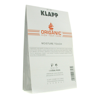 Klapp ( GK Cosmetics ) Origanic High Tech Care Mascarilla Hidratante
