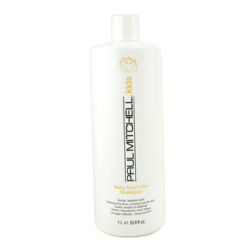 buy Paul Mitchell Baby Don't Cry Shampoo (Gentle  Tearless Wash) 1000ml/33.8oz by Paul Mitchell skin care shop