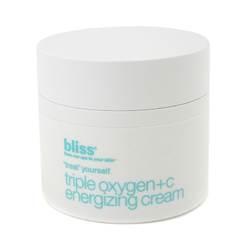 Bliss Triple Oxygen+C Energizing Crema