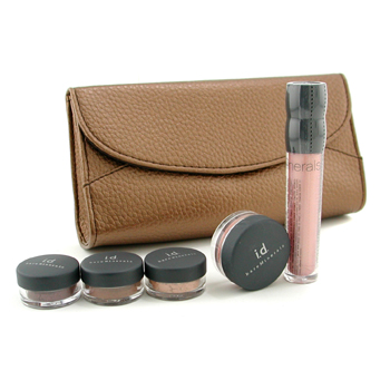 Bare Escentuals BareMinerals Free To be Naturally Classic Collection: Liner Shadow + 2x Eye Color +