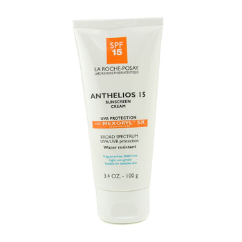 buy La Roche Posay Anthelios 15 Sunscreen Cream (Water Resistant) 100g/3.4oz skin care shop