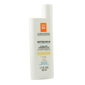 La Roche Posay Anthelios 60 Ultra Light Sunscreen Fluid ( Normal/ Combination Skin ) 50ml/1.7oz