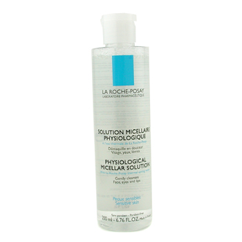 buy La Roche Posay Physiological Micellar Solution (Sensitive Skin) 200ml/6.76oz skin care shop