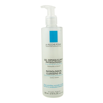buy La Roche Posay Physiological Cleansing Gel 200ml/6.76oz skin care shop