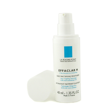 buy La Roche Posay Effaclar M Daily Mattifying Moisture 40ml/1.35oz skin care shop