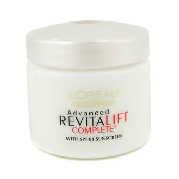L'Oreal Dermo-Expertise Advanced RevitaLift Complete SPF 18 ( Unboxed )