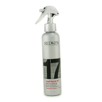 Redken Curl Force 17 Texturizing Spray-Gel Estilo ( Control Máximo )