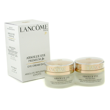 Lancome Duo Absolue Ojos: 2x Absolue Replenishing Crema de Ojos 15ml/0.5oz
