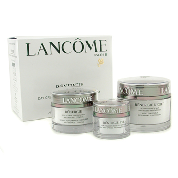 Lancome Renergie Power Of 3 Anti-Wrinkle-Firming Program ( Made in USA )