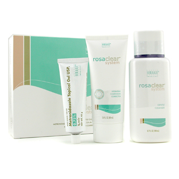 Obagi Rosaclear System: Cleanser + Topical Gel USP + Corrector
