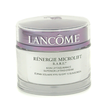 Lancome Renergie Microlift R.A.R.E. Superior Lifting Cream SPF 15 ( Made In USA )