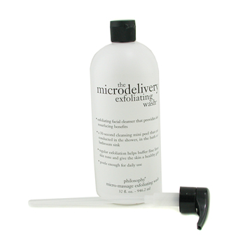 Philosophy Microdelivery Micro-Massage Exfoliating Wash