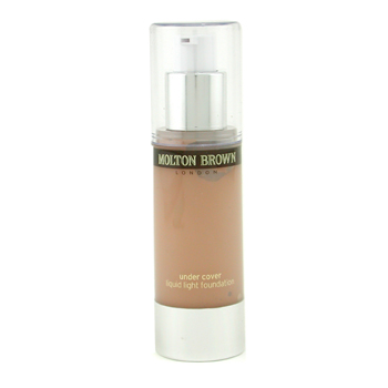 buy Molton Brown Under Cover Liquid Light Foundation - # 07 Estancia (Unboxed) 30ml/1oz by Molton Brown skin care shop
