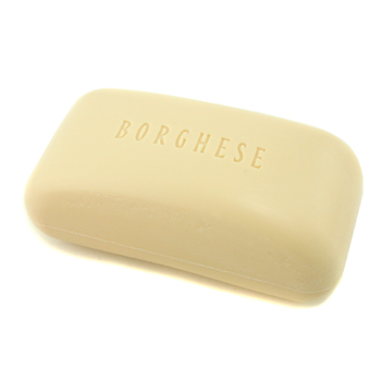 Borghese Crema Saponetta Cleansing Face and Body Bar