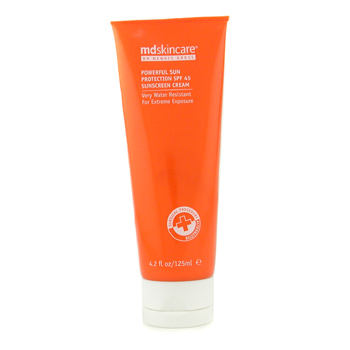 MD Skincare Powerful Sun Protection SPF45 Sunscreen Cream ( Unboxed )