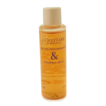 L'Occitane Honey & Lemon Foaming Jelly