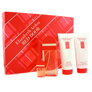 Elizabeth Arden Red Door Estuche: Agua de Colonia Vaporizador 50ml/1.7oz + Loción corporal 100ml/3.3