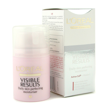 L'Oreal Dermo-Expertise Visible Results Daily Skin Perfecting Moisturiser
