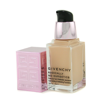 buy Givenchy Radically No Surgetics Age Defying & Perfecting Foundation SPF 15 - #1 Radiant Porcelain 25ml/0.8oz by Givenchy skin care shop