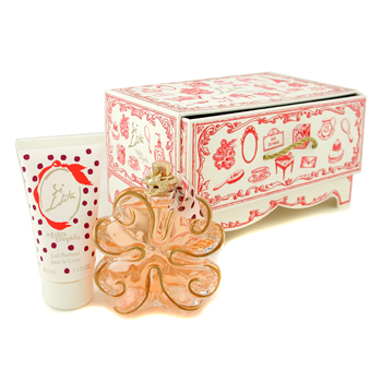 Lolita Si Lolita Coffret: Eau De Parfum Spray 80ml/2.7oz + Body Lotion 75ml/2.5oz
