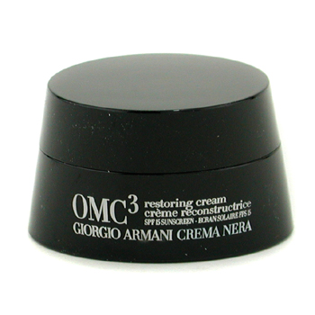 buy Giorgio Armani Crema Nera Obsidian Mineral Complex3 Restoring Cream SPF 15 50ml/1.69oz skin care shop