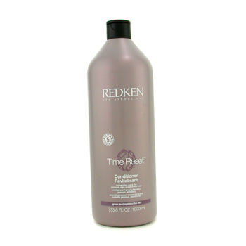 buy Redken Time Reset Shampoo Corrective Care (For Porous  Age-Weakened Hair) 1000ml/33.8oz by Redken skin care shop
