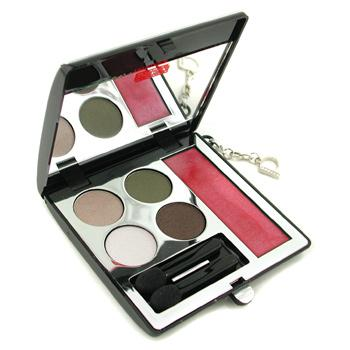 Pupa Make Up Set: Precious Palette - ( Ace ) # 03 Brown 7.4g/0.26oz