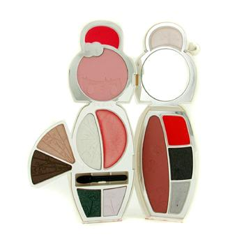 Pupa Make Up Set: Pupa Kokeshi - ( White Doll ) # 03 Brown 22.9g/0.81oz